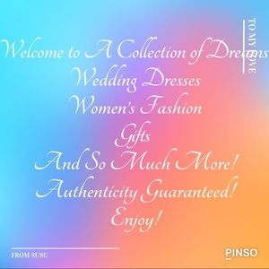 Authentic Wedding Dresses, Women's Fashion & Gifts